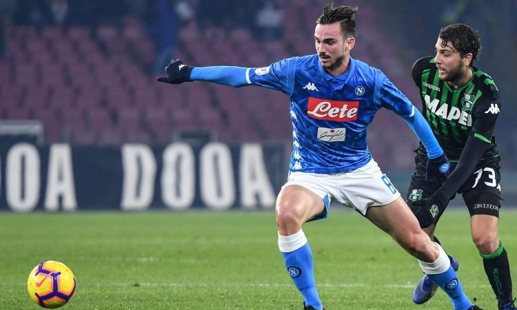 Napoli: quattro squadre su Fabian Ruiz