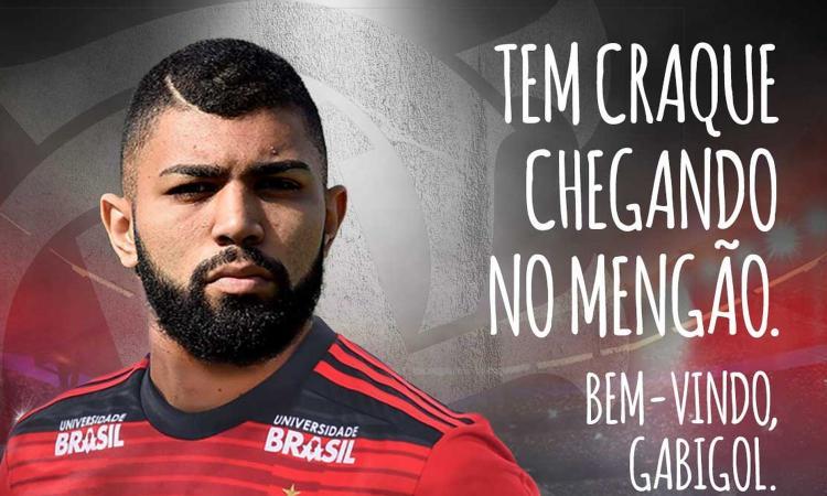 Flamengo, il vice presidente Braz: 'Gabigol un rinforzo in più, abbiamo rispettato il nostro budget'