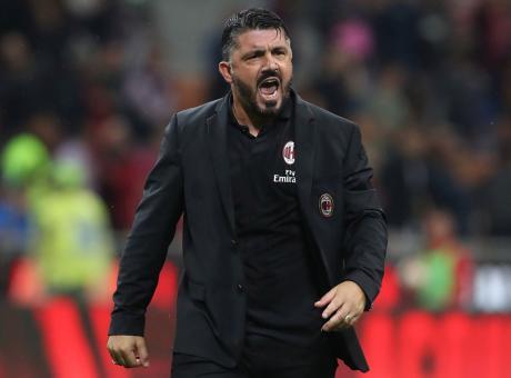 Milan, Gattuso: 'Arbitri? Chiedi spiegazioni e non te le danno. Il rigore di Conti...'