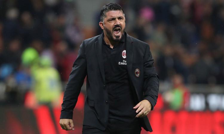 Milan: Higuain alla Bonucci, ma questa volta Gattuso non si arrende
