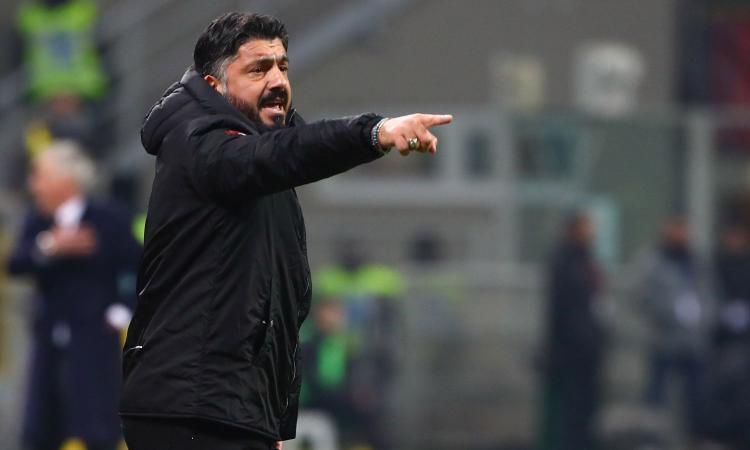 Milan: allenamento sotto gli occhi di tre grandi ex