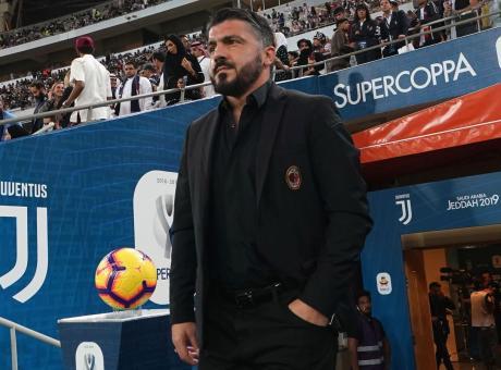 Milan, Gattuso: 'Arbitraggio, certe cose non le capisco. Ultima di Higuain? Vedremo...' VIDEO