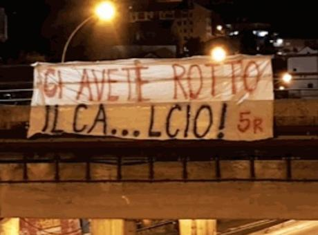 Genoa-Milan alle 15, i tifosi rossoblù non ci stanno: 'Ci avete rotto il ca...lcio!'. Lunedì sarà sciopero?