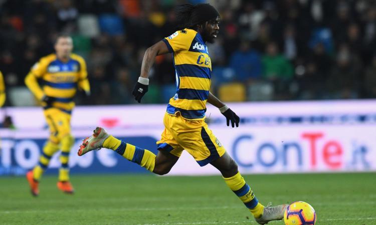 Parma: si allenano a parte anche Bruno Alves e Gervinho