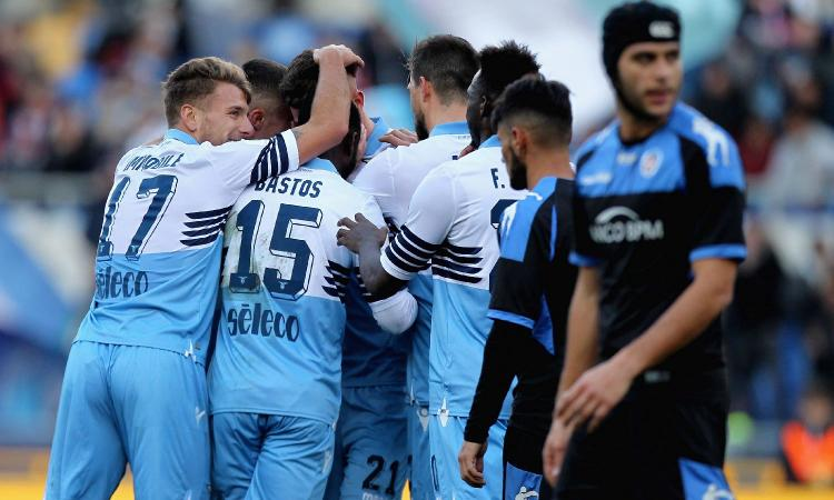Lazio-Novara, le pagelle di CM: Immobile letale, muro Benedettini