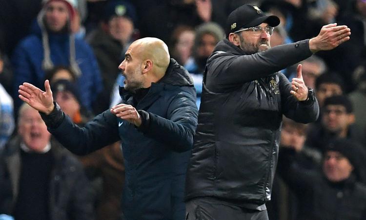 Vince il City, ma Guardiola è sparito. Klopp, sei un magnifico perdente?