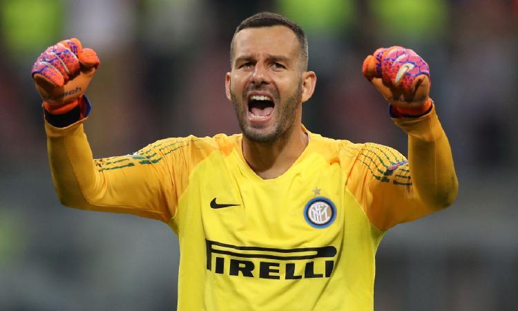 Napoli-Inter, Handanovic e Meret guidano una speciale classifica
