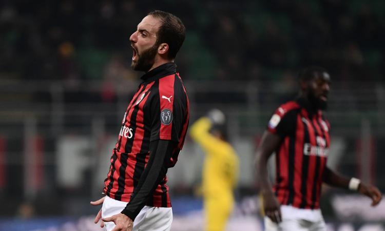 Chelsea-Higuain sì, ma solo in prestito: Milan e Juve dicono no