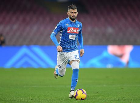 Napoli, l'Atletico Madrid torna su Hysaj