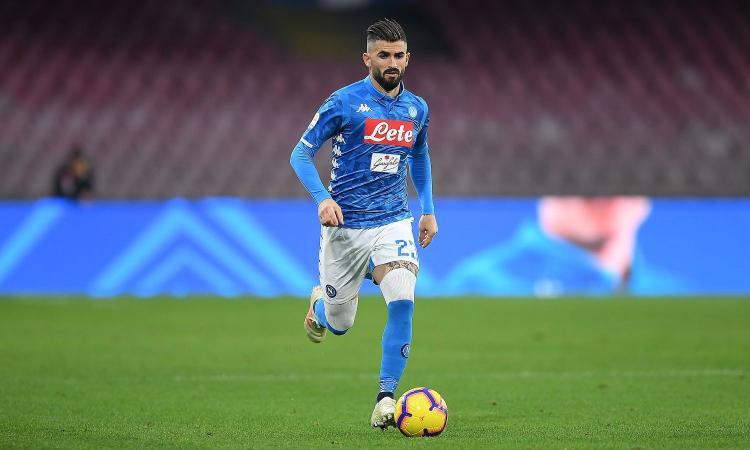 Napoli, l'offerta dell'Atletico per Hysaj