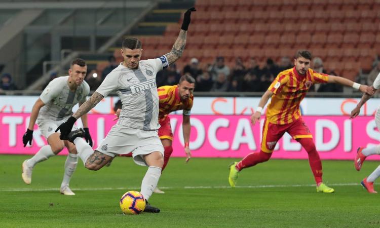 Inter, Icardi: '2019 iniziato bene, bravi ragazzi!'