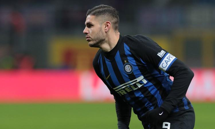 L'Inter toglie la fascia di capitano a Icardi: è la scelta giusta? VOTA