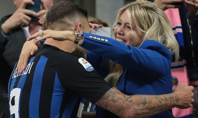Wanda incinta? Icardi ha deciso: resta all'Inter, no alla Juve