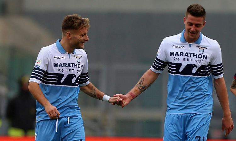 Lazio-Novara 4-1: il tabellino