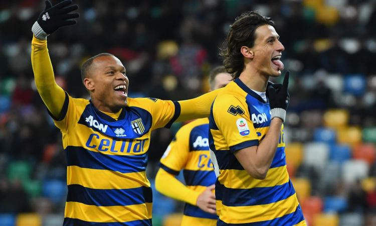 Parma: Inglese in gruppo, a parte Barillà e Stulac