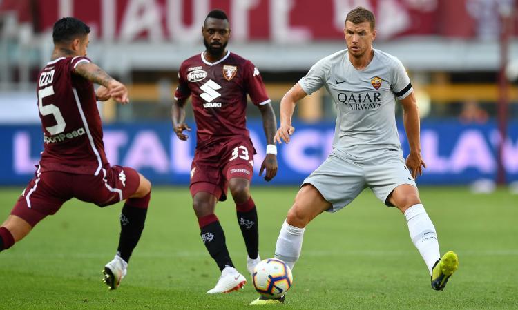 Torino, Nkoulou chiede di non andare in panchina: la Roma è sempre più vicina