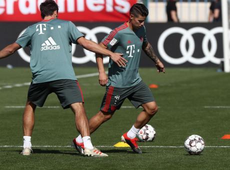 Napoli, senti Kovac: 'James Rodriguez si gioca il futuro al Bayern Monaco' VIDEO