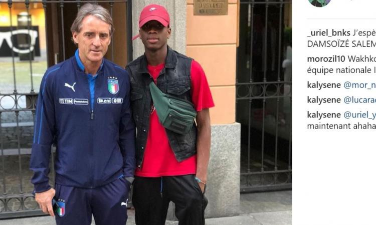Sene, dai dilettanti alla Juve: ora il ritiro con Pecchia