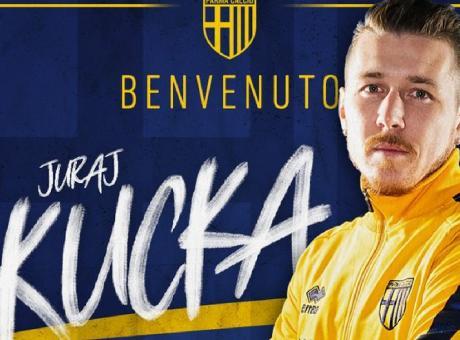 Parma, Kucka in gruppo: a parte un solo giocatore