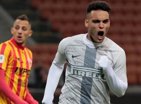 Inter, Spalletti aveva ragione: Lautaro fa doppietta, quando Icardi non c'è più