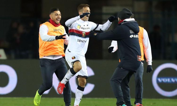 Genoa, le pagelle di CM: due perle di Lazovic, Romero domina in difesa