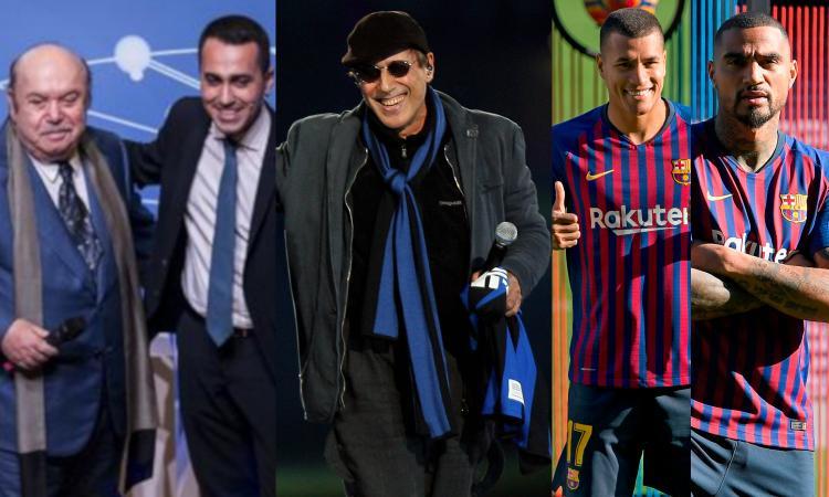 Adrian divide: surreale come Lino Banfi all'Unesco e il mercato del Barcellona