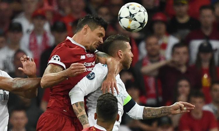 Uefa: 'storica' squalifica a Lovren per il VIDEO social contro Sergio Ramos
