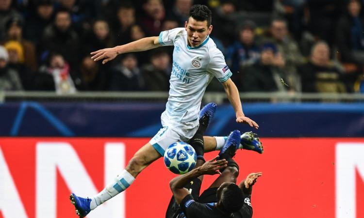 Barcellona: concorrenza al Napoli per un talento del PSV