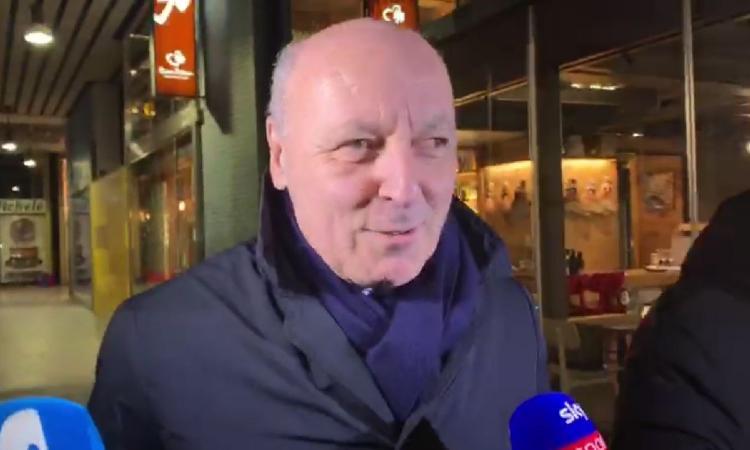Inter, Marotta: 'Ingiusto chiudere lo stadio. Italia non è paese razzista'