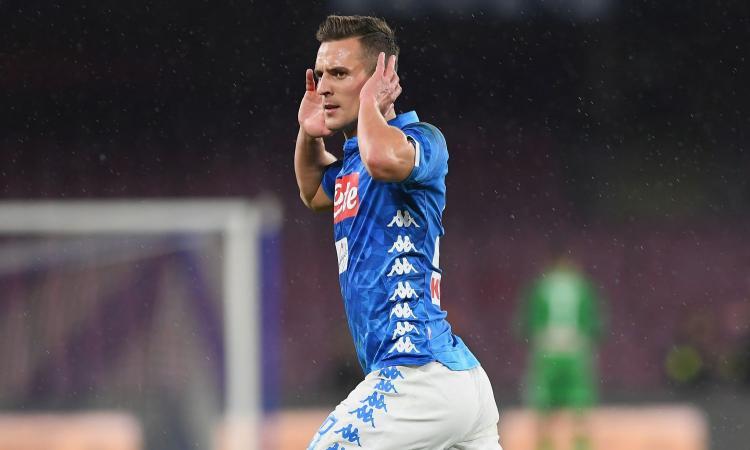 Pali, gol, occasioni: é un Napoli stellare. Lazio senza idee, per il 4° posto è dura