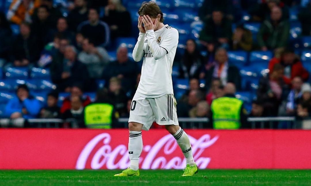 Real Madrid: perde 0-2 e Bale fugge dal Bernabeu...