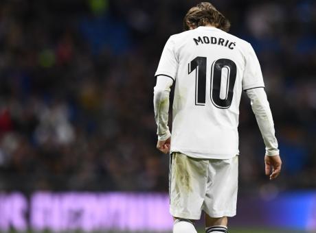 Modric all'Inter: in estate si può fare per i bookmakers
