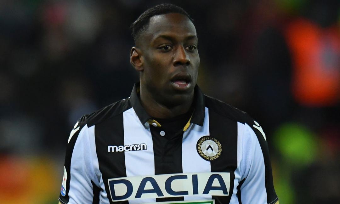 Okaka-gol e l'Udinese ritrova la vittoria