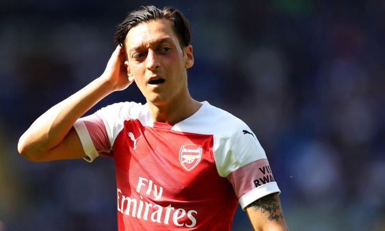 a962b7f70 Ozil, perché hai smesso di giocare? | Primapagina | Calciomercato.com