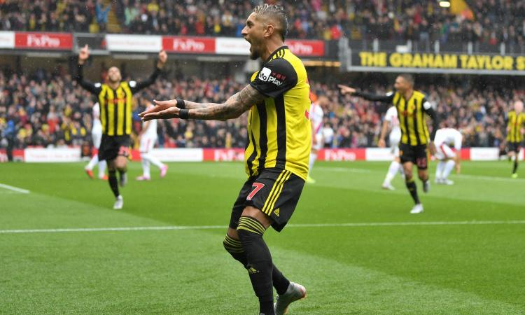 Watford: un ex Juve può partire