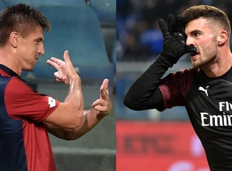 Milan: Piatek e Cutrone insieme si può, ma a Gattuso serve un colpo di genio