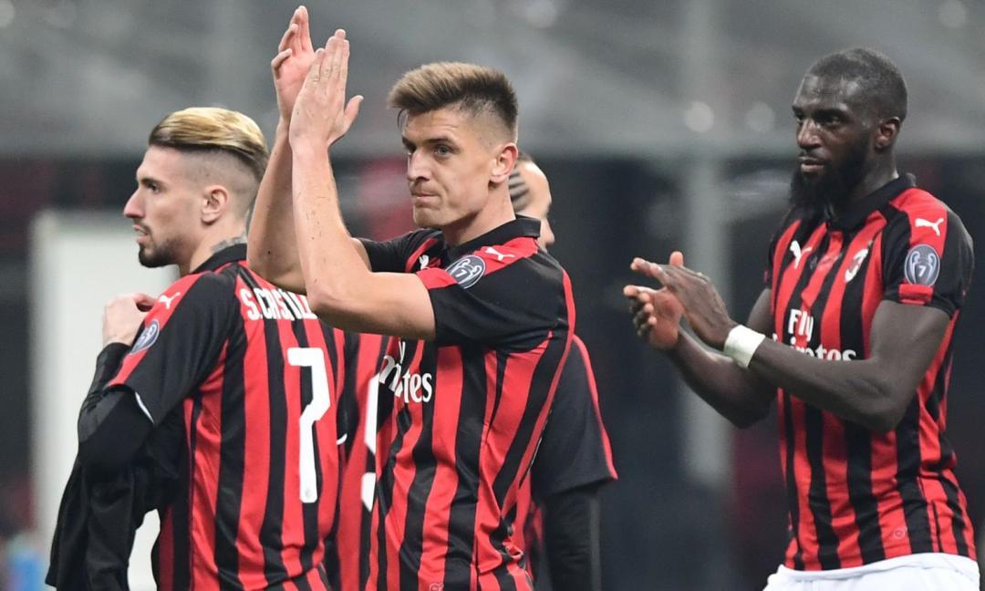 Milan: squadra in evoluzione
