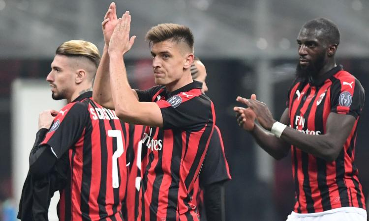 Milan, retroscena Piatek: 'A gennaio il Real Madrid lo voleva'