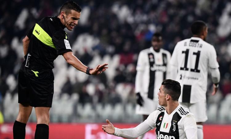 Arbitri Serie A, si riparte: Piccinini per Juve-Samp, La Penna per il Milan