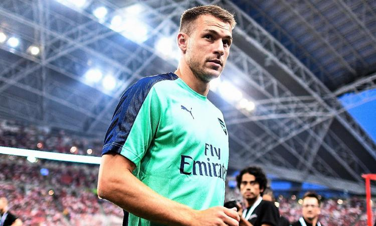 Ramsey: 'Arsenal, lascio a malincuore dopo 11 anni. Ora alla Juventus...'