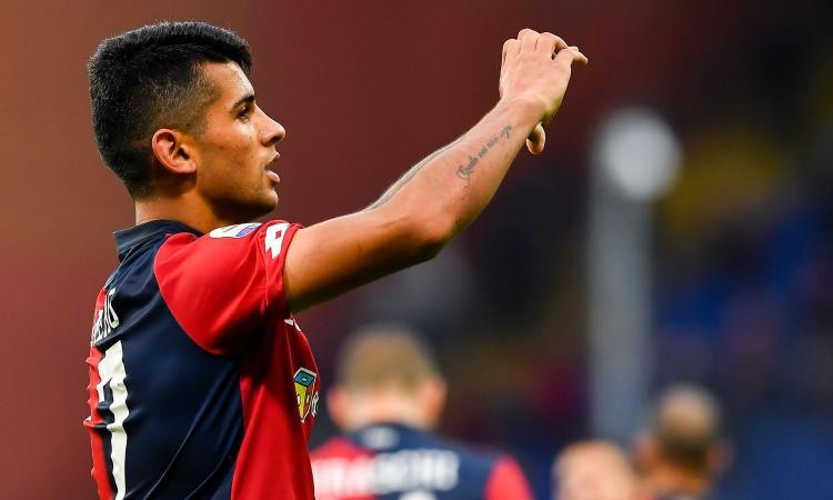 Genoa, Romero: 'Sogno la nazionale. Il mercato? Per ora è finito'