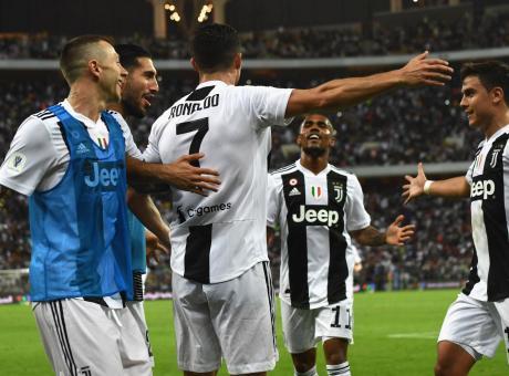 Ronaldo è certezza di successo: Juve, con lui puoi superare l'Inter del Triplete