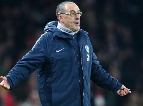 Chelsea, Sarri: 'Primo tempo meraviglioso, in Europa League ne ho vinte 16 su 20. Loftus-Cheek...'