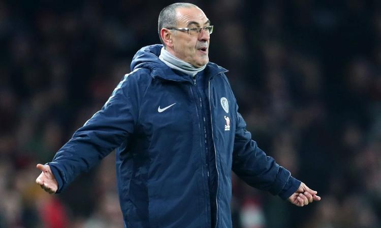 Chelsea, Sarri: 'Blackout totale, non ho visto Guardiola. Futuro? Abramovic non lo sento mai' VIDEO