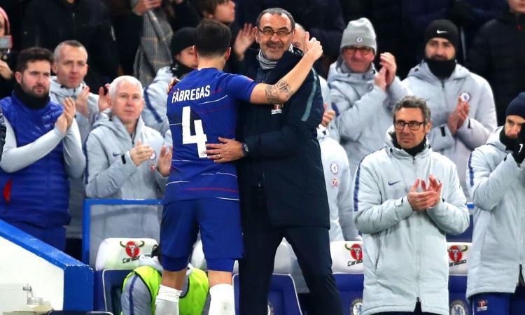 Chelsea, Sarri: 'Barella? Senza Fabregas ci serve un nuovo centrocampista...' VIDEO
