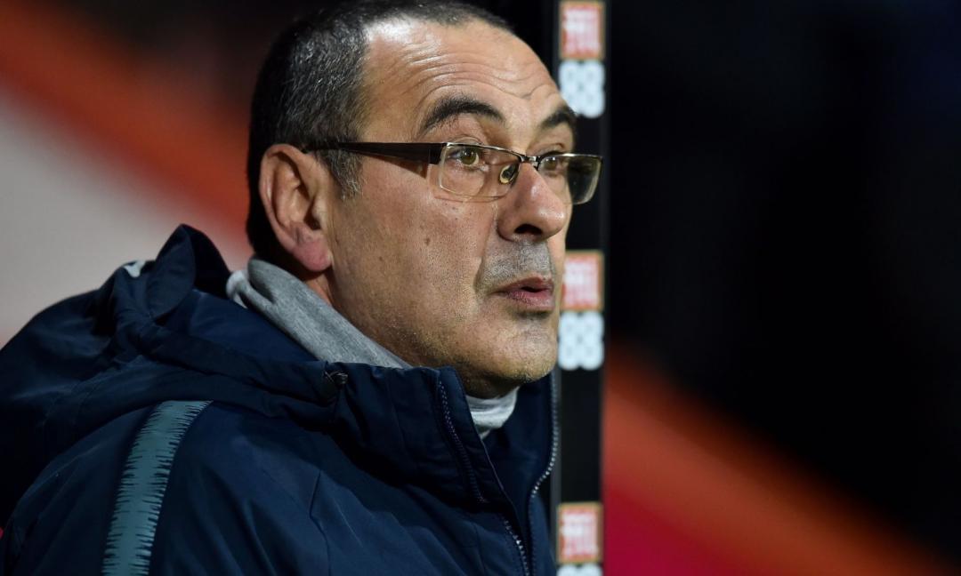 Sarri è l'allenatore della Juventus, sarà juego positional!