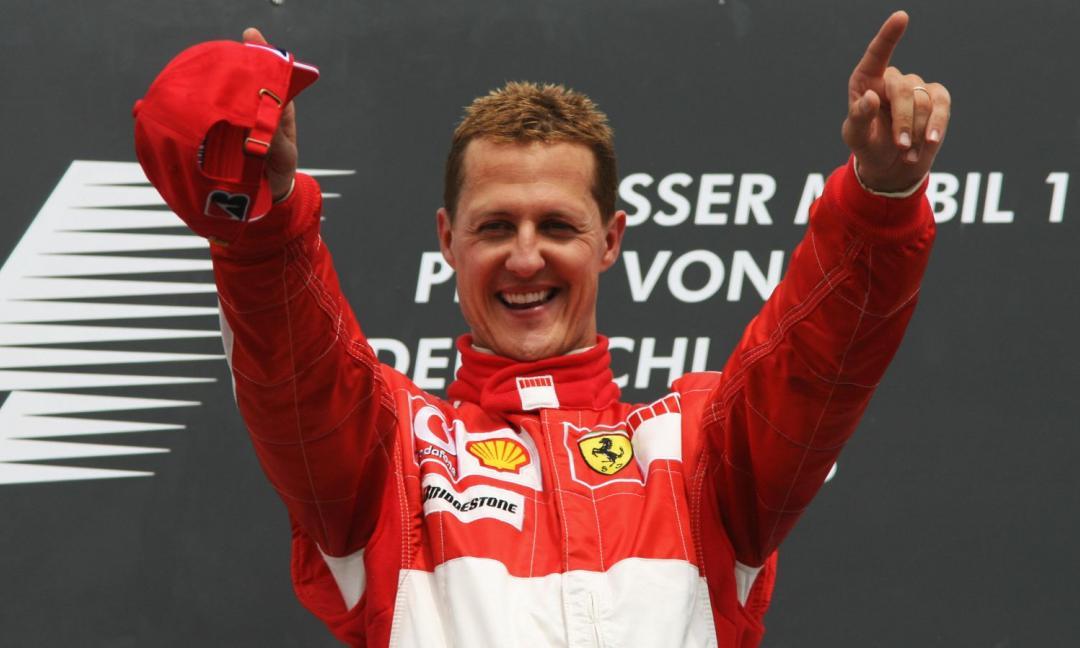 Michael Schumacher e il segreto famigliare