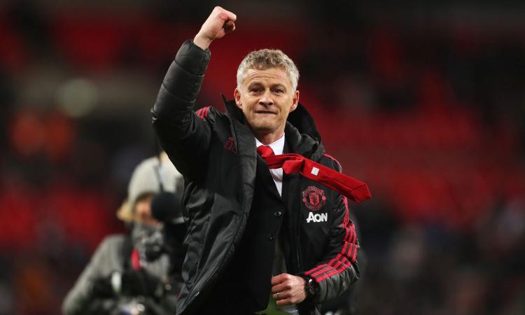 Manchester United, Solskjaer sarà riconfermato