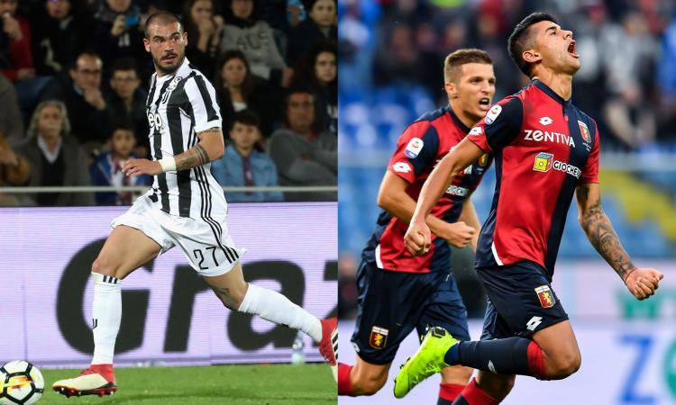 Juventus, intesa col Genoa per Sturaro. Su Romero e Zurkowski...