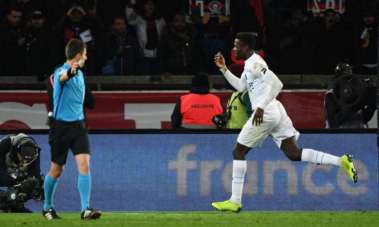 Borussia Monchengladbach: in arrivo il figlio di Thuram
